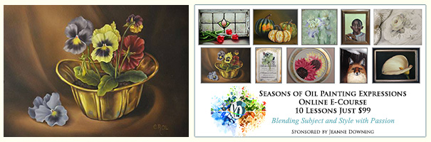 Seasons of Oil Painting Expressions